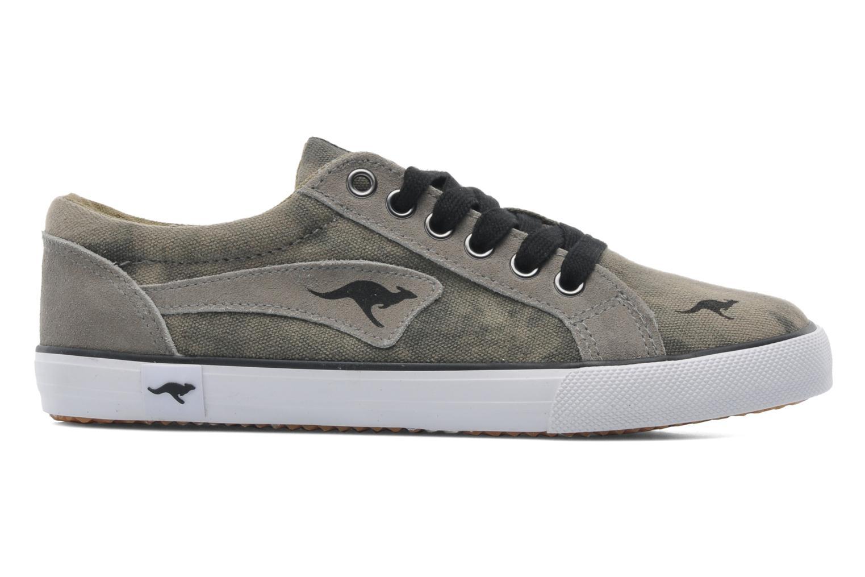 Sneaker Kangaroos KangaVulcT 2039 grau ansicht von hinten