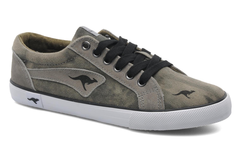 Sneakers Kangaroos KangaVulcT 2039 Grigio vedi dettaglio/paio