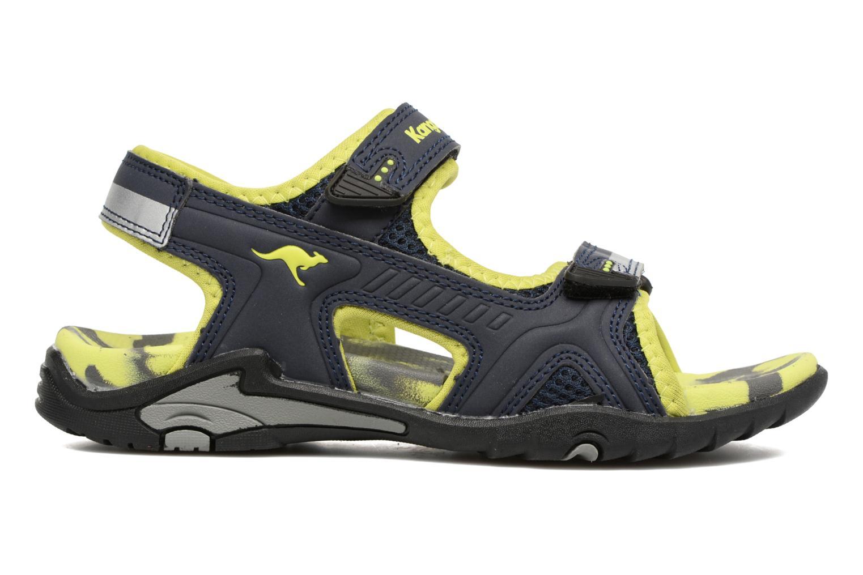 Sandali e scarpe aperte Kangaroos Sinclair 2 Azzurro immagine posteriore