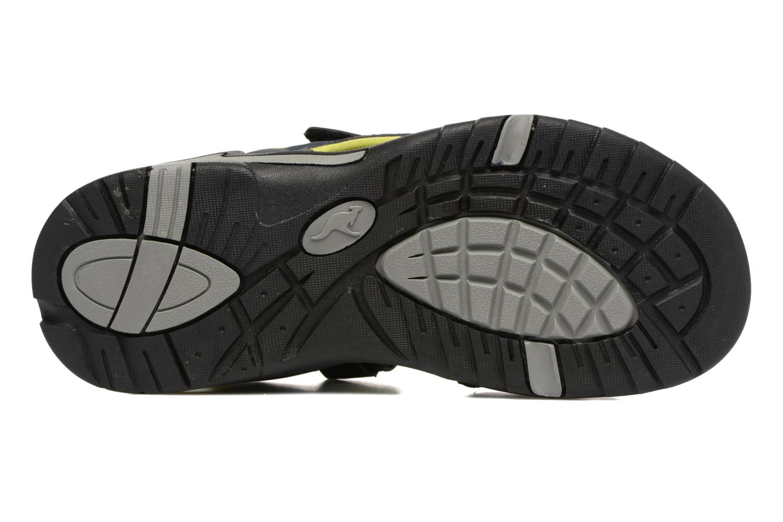 Sandales et nu-pieds Kangaroos Sinclair 2 Bleu vue haut