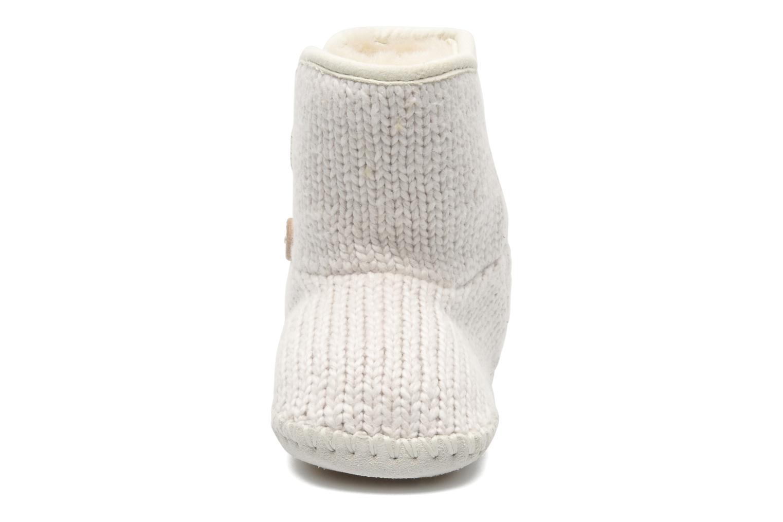 Bottines et boots UGG I Purl Blanc vue portées chaussures