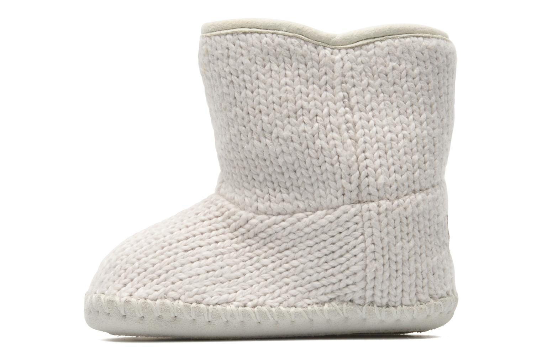 Bottines et boots UGG I Purl Blanc vue face