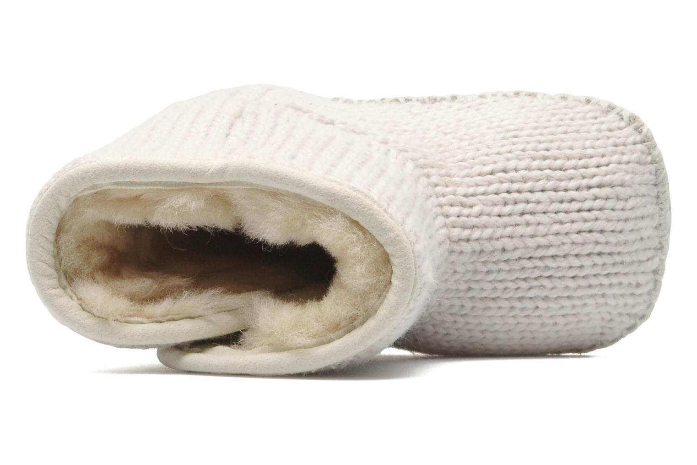 Bottines et boots UGG I Purl Blanc vue gauche