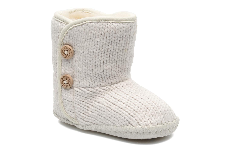Bottines et boots UGG I Purl Blanc vue détail/paire