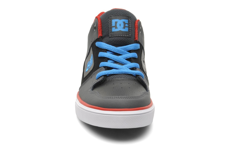 Baskets DC Shoes RADAR Gris vue portées chaussures