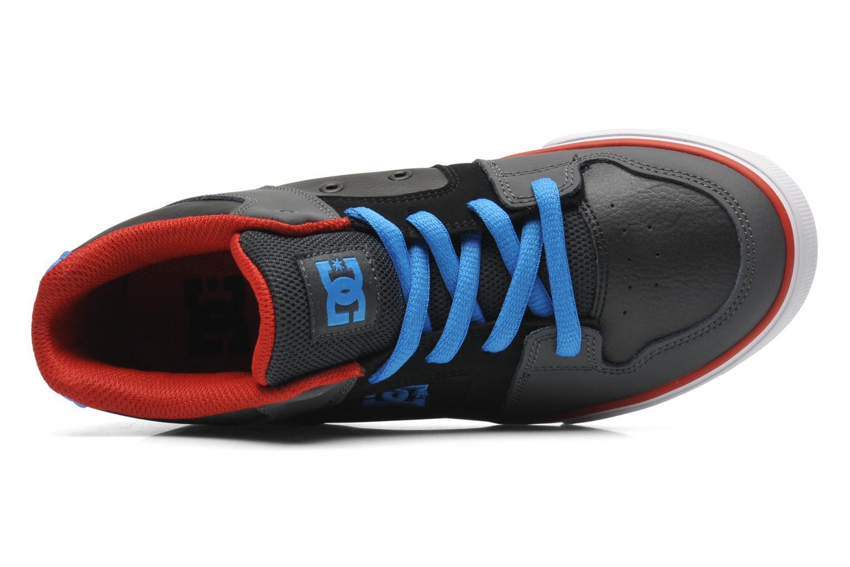 Baskets DC Shoes RADAR Gris vue gauche