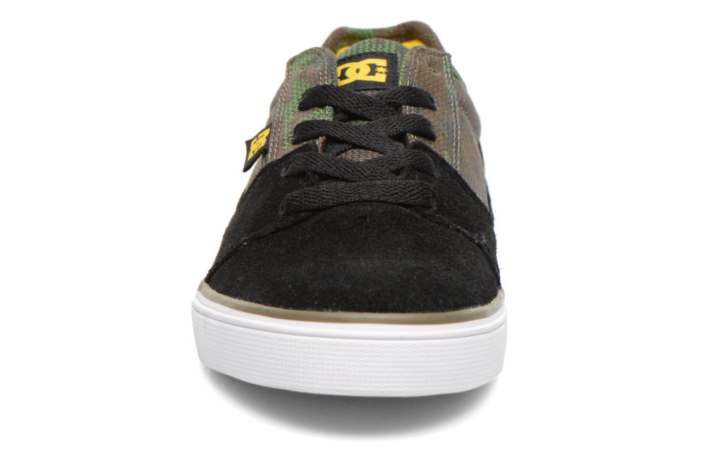 Sneaker DC Shoes TONIK SE schwarz schuhe getragen