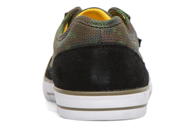 Sneaker DC Shoes TONIK SE schwarz ansicht von rechts