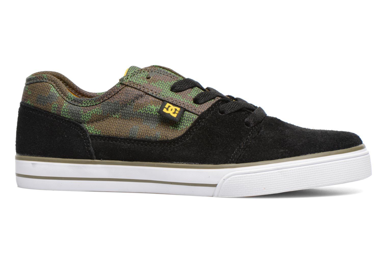 Sneaker DC Shoes TONIK SE schwarz ansicht von hinten