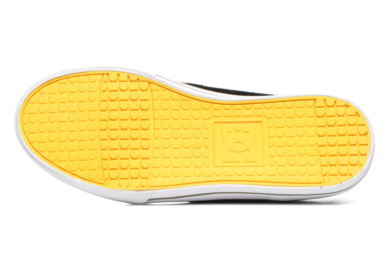 Sneaker DC Shoes TONIK SE schwarz ansicht von oben
