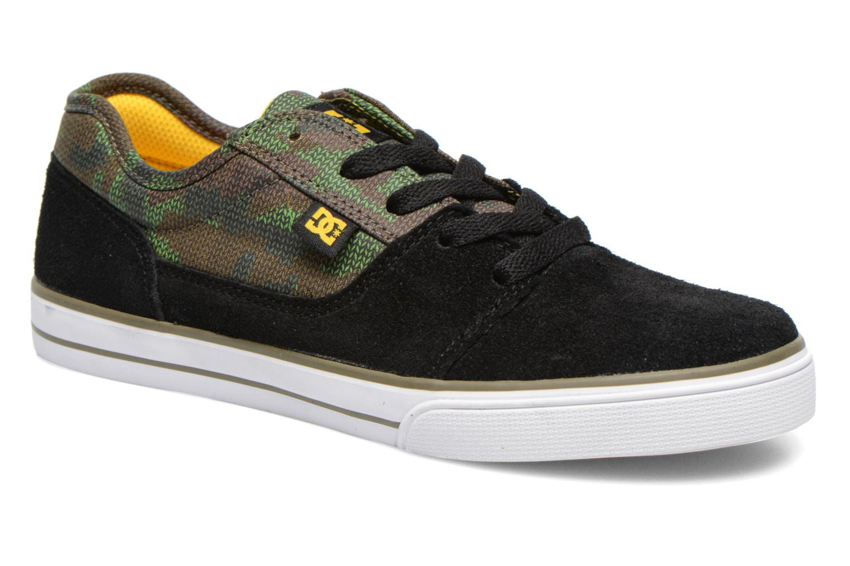 Sneaker DC Shoes TONIK SE schwarz detaillierte ansicht/modell