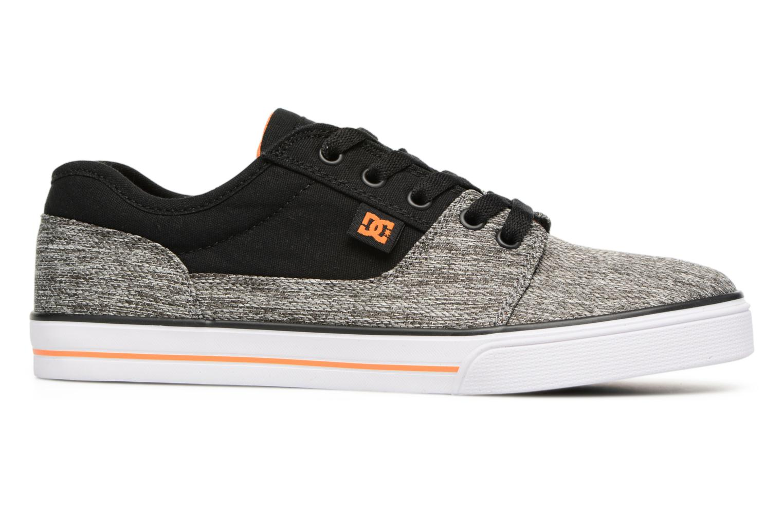 Trainers DC Shoes TONIK SE Grey back view