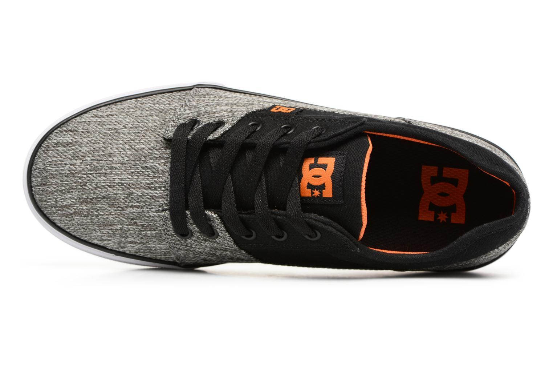 Deportivas DC Shoes TONIK SE Gris vista lateral izquierda