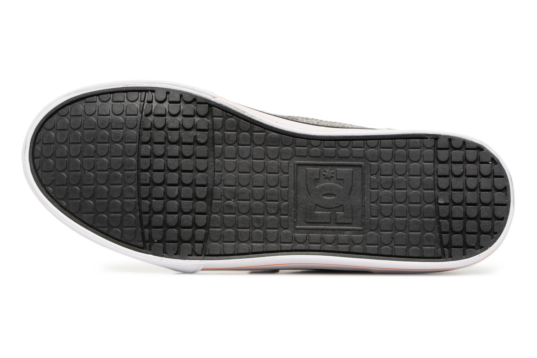 Deportivas DC Shoes TONIK SE Gris vista de arriba