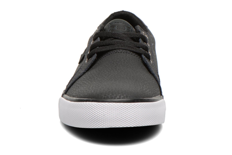 Baskets DC Shoes COUNCIL B Gris vue portées chaussures