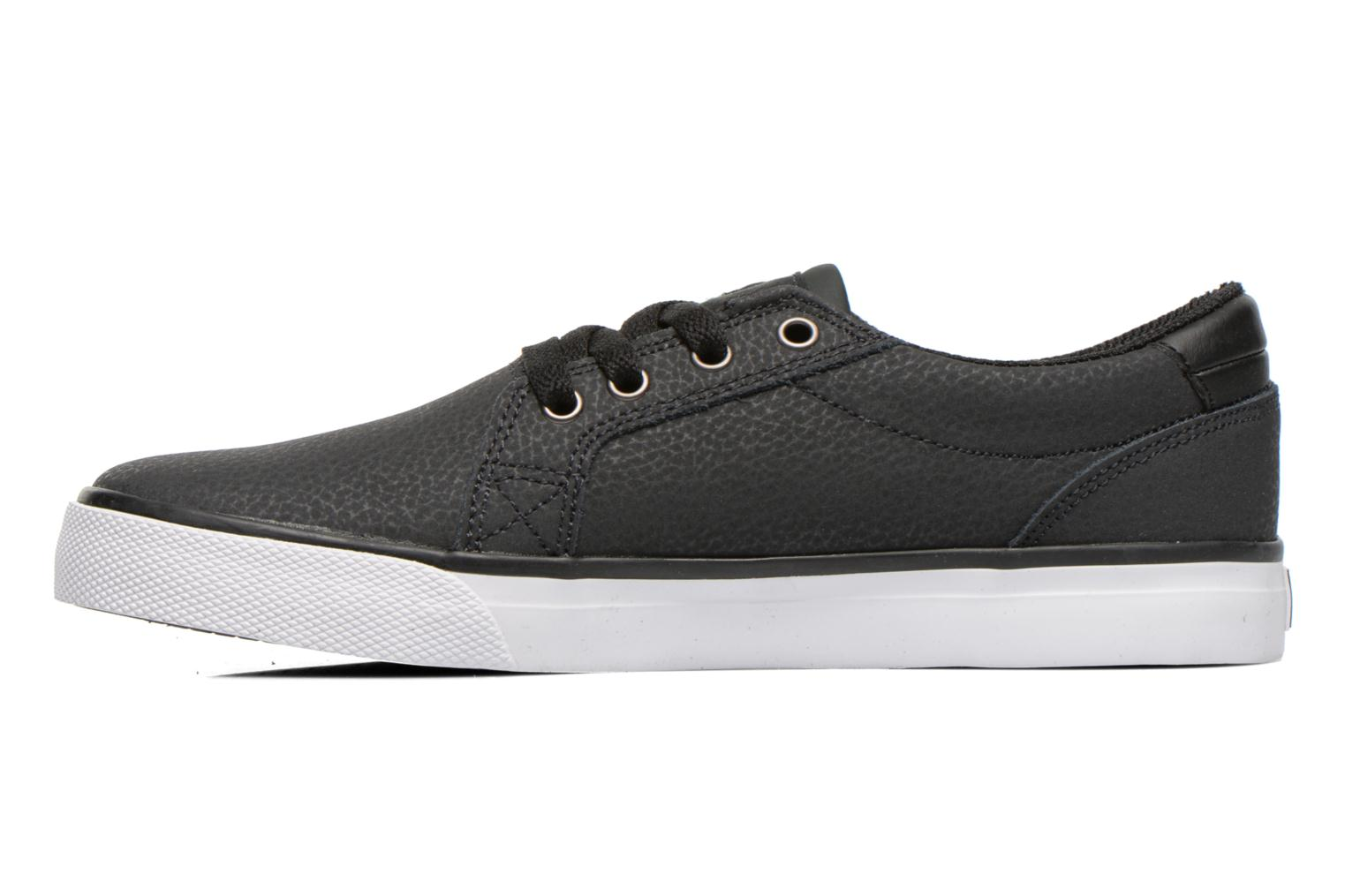 Baskets DC Shoes COUNCIL B Gris vue face