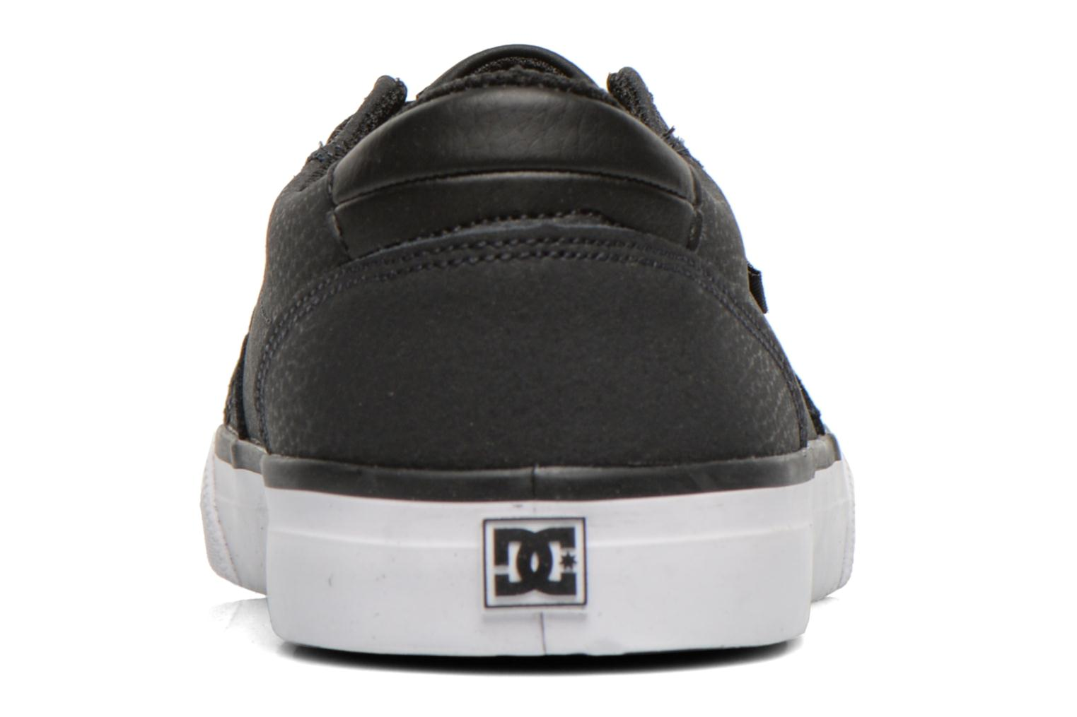 Baskets DC Shoes COUNCIL B Gris vue droite