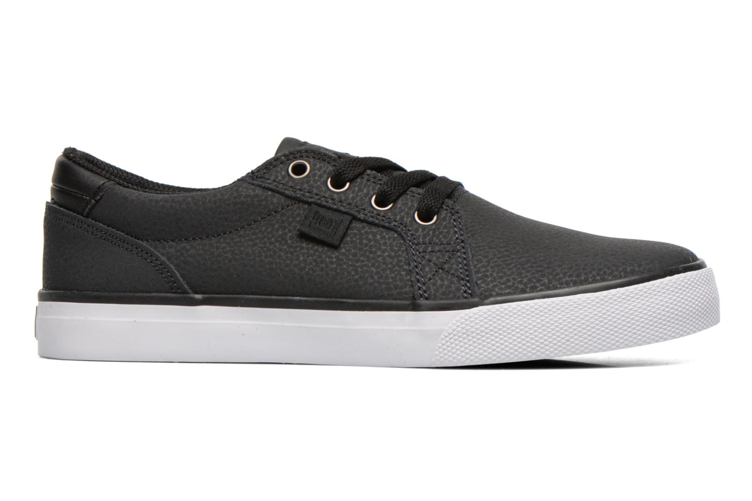 Baskets DC Shoes COUNCIL B Gris vue derrière