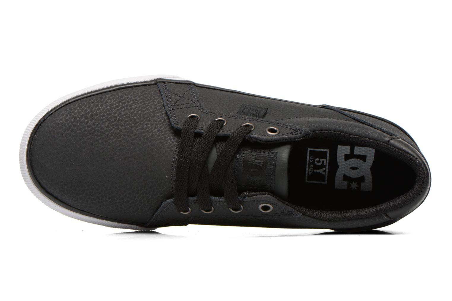 Baskets DC Shoes COUNCIL B Gris vue gauche