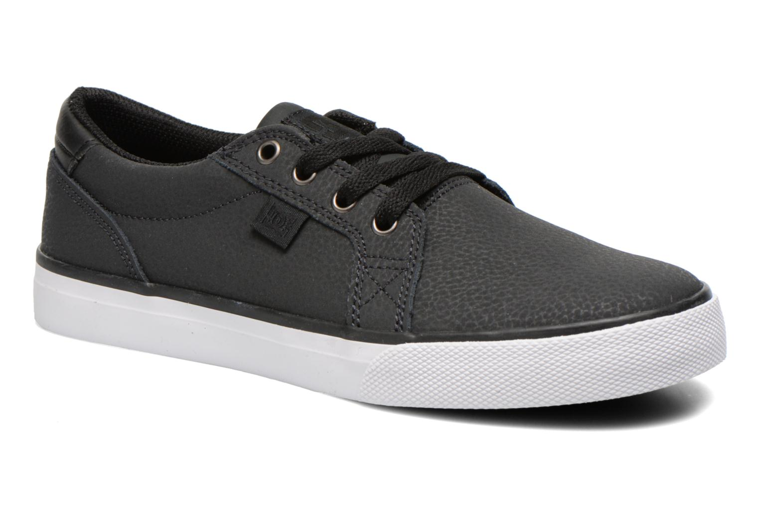 Baskets DC Shoes COUNCIL B Gris vue détail/paire