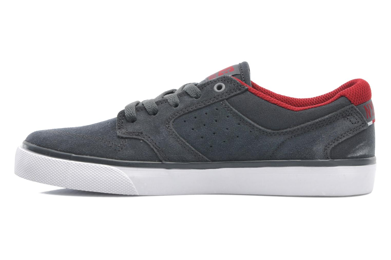 Sneakers DC Shoes NYJAH VULC Kids Grijs voorkant