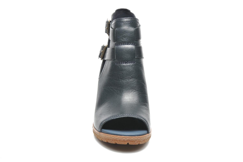 Stiefeletten & Boots Timberland Earthkeepers Glancy Peep Toe blau schuhe getragen