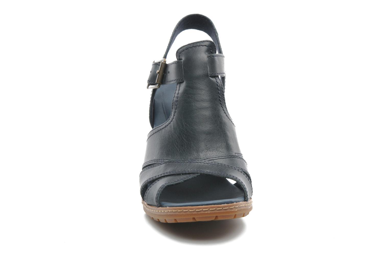 Sandales et nu-pieds Timberland Earthkeepers Strafford Backstrap Bleu vue portées chaussures