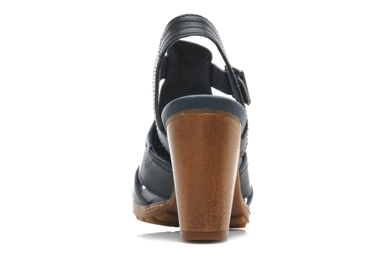 Sandales et nu-pieds Timberland Earthkeepers Strafford Backstrap Bleu vue droite