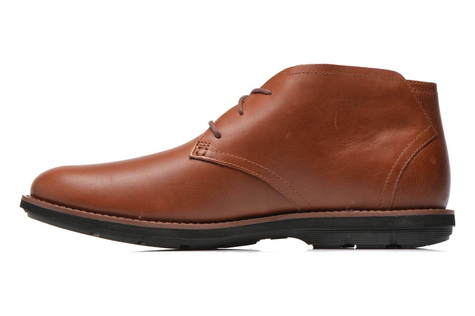 Chaussures à lacets Timberland Earthkeepers Kempton Chukka Marron vue face