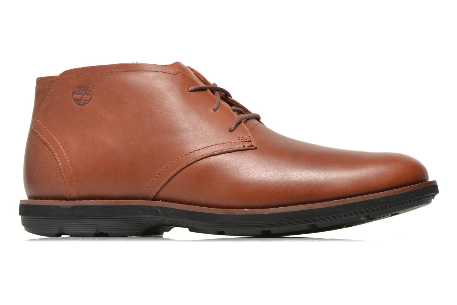 Chaussures à lacets Timberland Earthkeepers Kempton Chukka Marron vue derrière