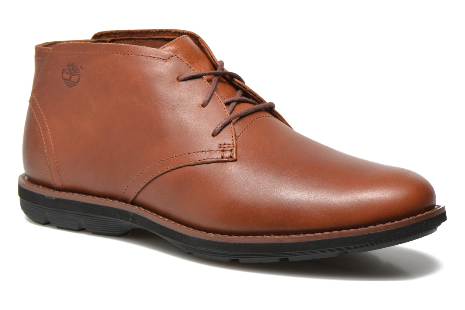 Chaussures à lacets Timberland Earthkeepers Kempton Chukka Marron vue détail/paire