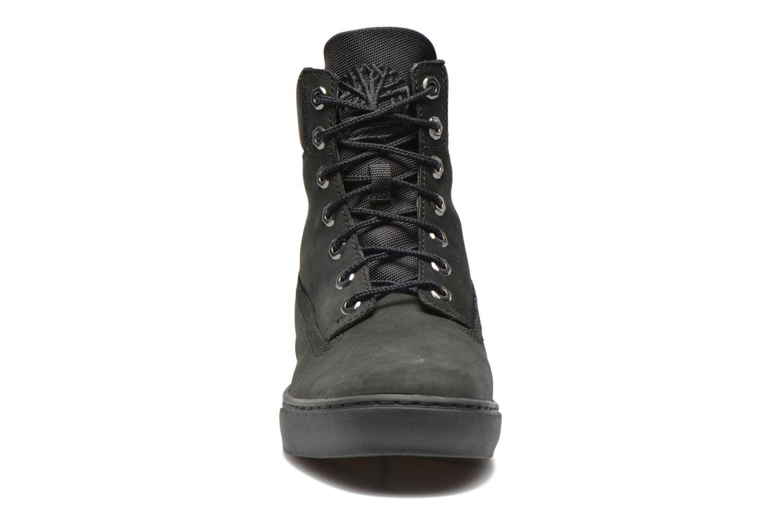 "Bottines et boots Timberland Newmarket II Cupsole 6"" Boot Noir vue portées chaussures"
