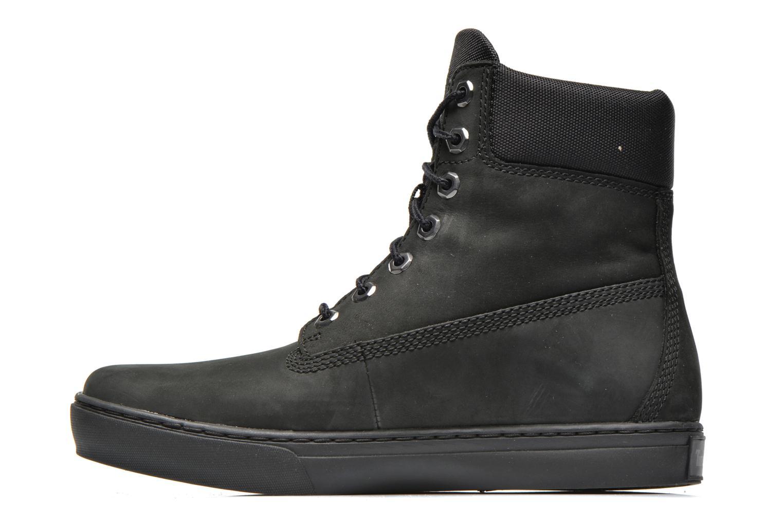 """Bottines et boots Timberland Newmarket II Cupsole 6"""" Boot Noir vue face"""