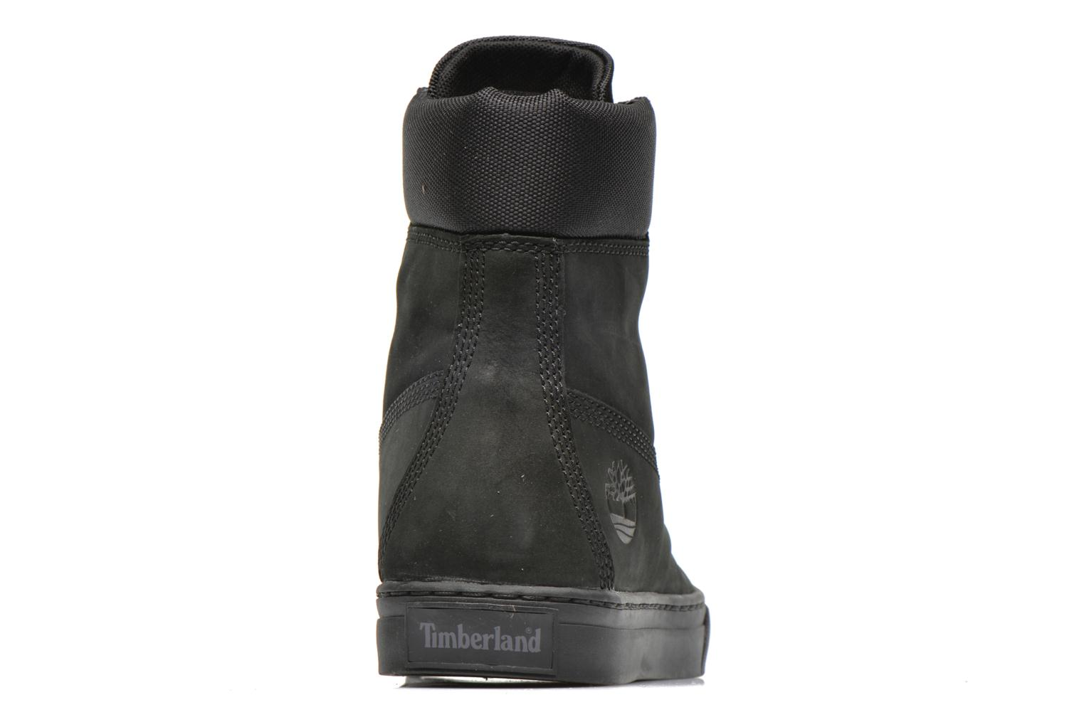 "Ankle boots Timberland Newmarket II Cupsole 6"" Boot Black view from the right"