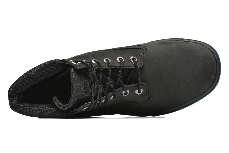 """Stiefeletten & Boots Timberland Newmarket II Cupsole 6"""" Boot schwarz ansicht von links"""