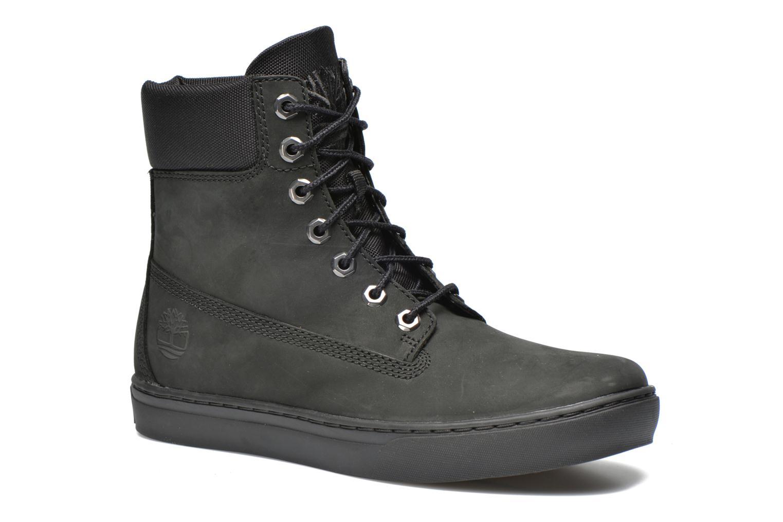 "Newmarket II Cupsole 6"" Boot Black Nubuck"