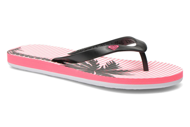 Zehensandalen Roxy Rg Tahiti V rosa detaillierte ansicht/modell