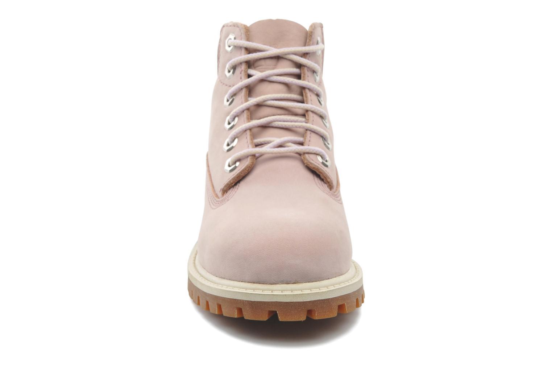 Boots en enkellaarsjes Timberland 6IN PREM WP BT Roze model