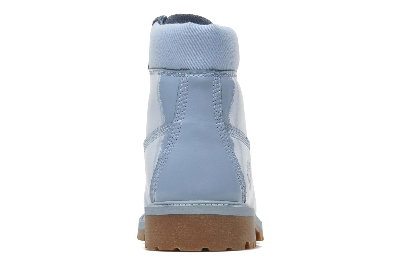 Stiefeletten & Boots Timberland 6IN PREM WP LT blau ansicht von rechts