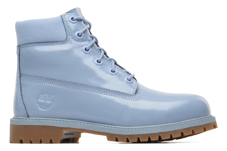 Stiefeletten & Boots Timberland 6IN PREM WP LT blau ansicht von hinten