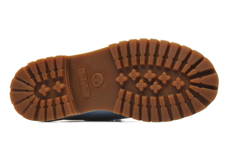 Bottines et boots Timberland 6IN PREM WP LT Bleu vue haut