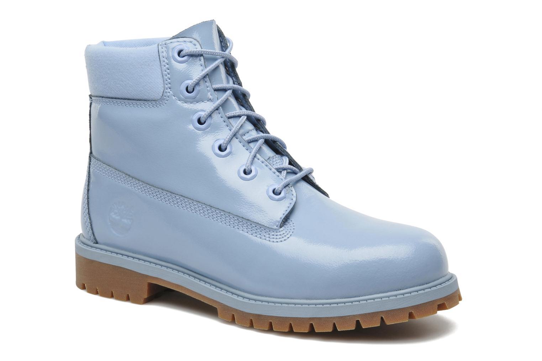 Stiefeletten & Boots Timberland 6IN PREM WP LT blau detaillierte ansicht/modell
