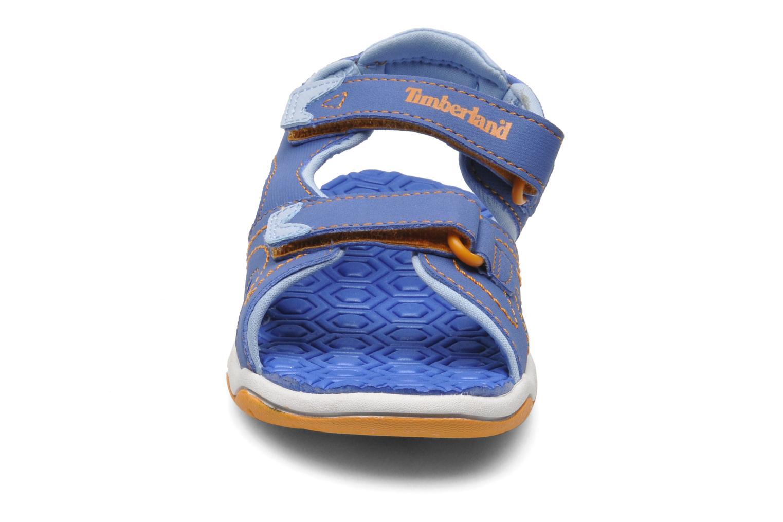 Sandalen Timberland Adventure Seeker 2 Strap blau schuhe getragen