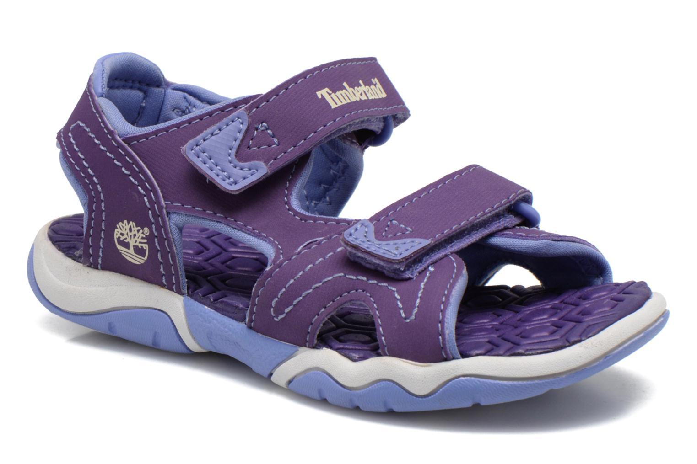 Sandales et nu-pieds Timberland Adventure Seeker 2 Strap Violet vue détail/paire