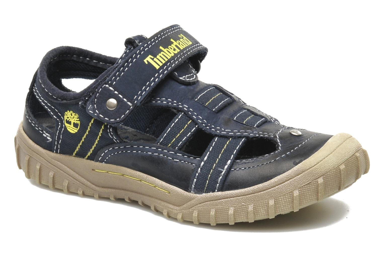 Sneakers Timberland Castleton Fisherman Blauw detail