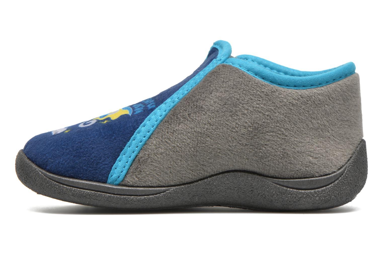 Pantoffels Rondinaud GESSY Blauw voorkant