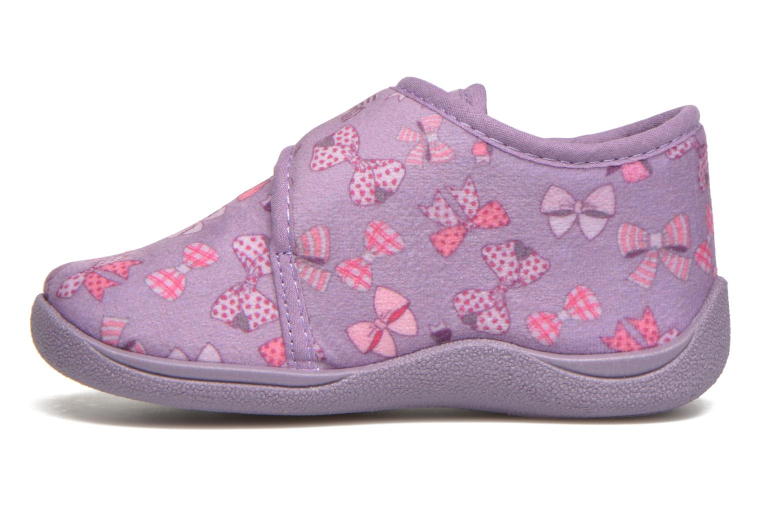 Chaussons Rondinaud RECENT Violet vue face