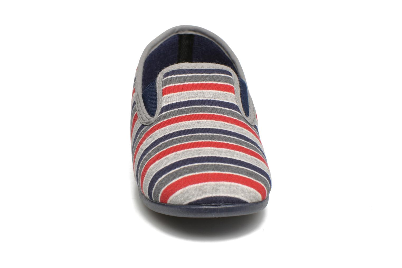Chaussons Rondinaud JAVA Multicolore vue portées chaussures