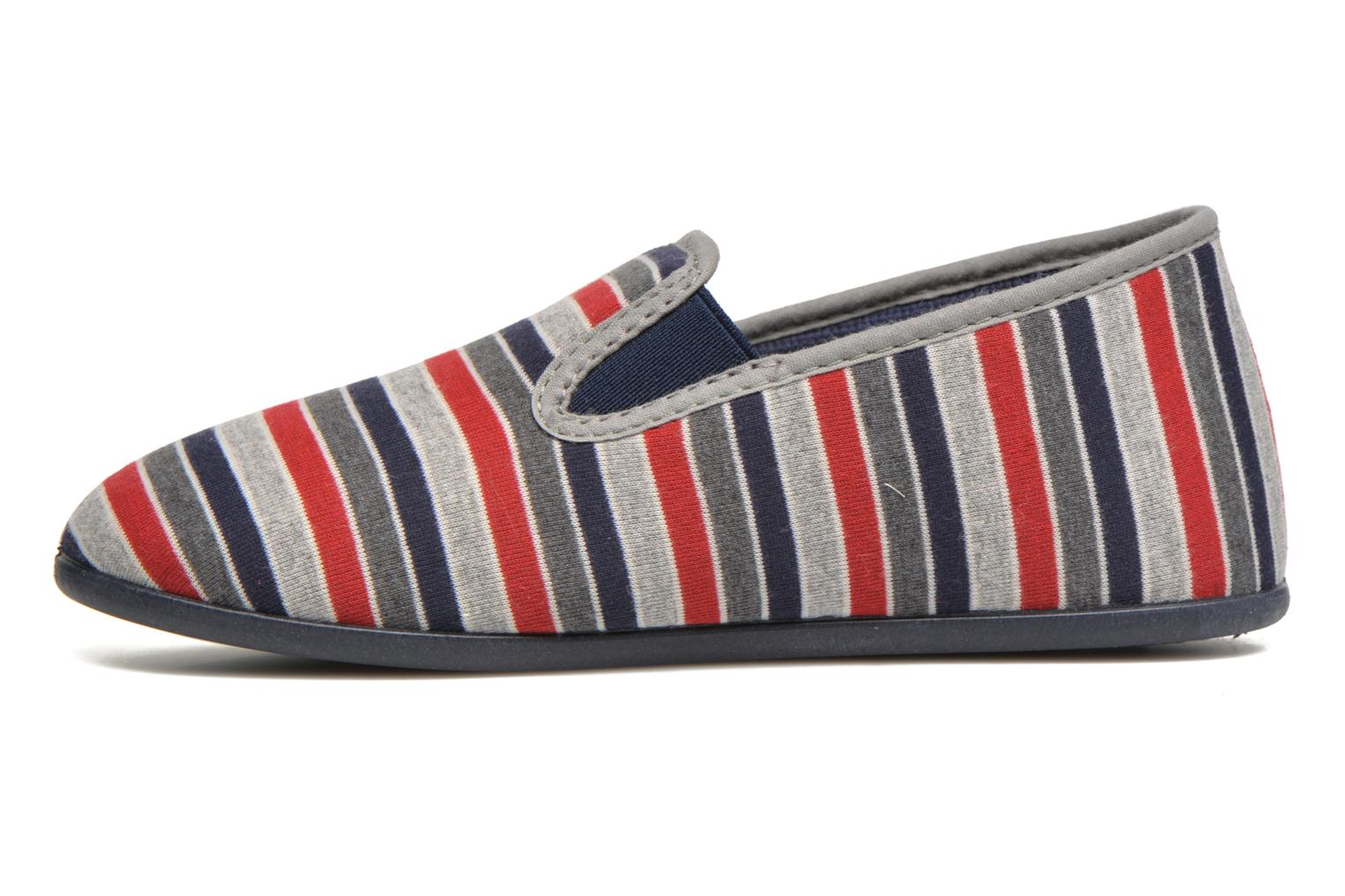 Chaussons Rondinaud JAVA Multicolore vue face