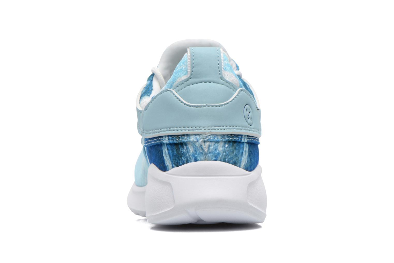 Sneaker Globe Roam Lyte Sr Iceland blau ansicht von rechts